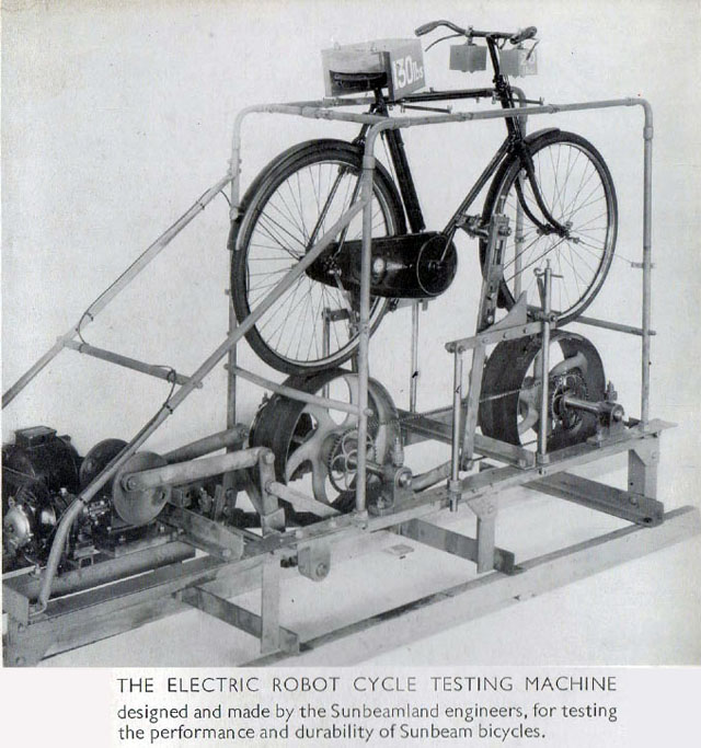 sunbeam-testing-machine