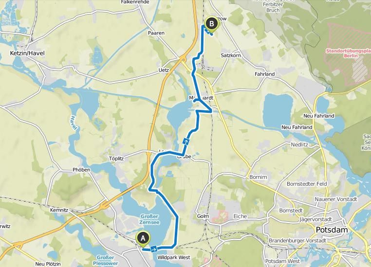 Hanami route
