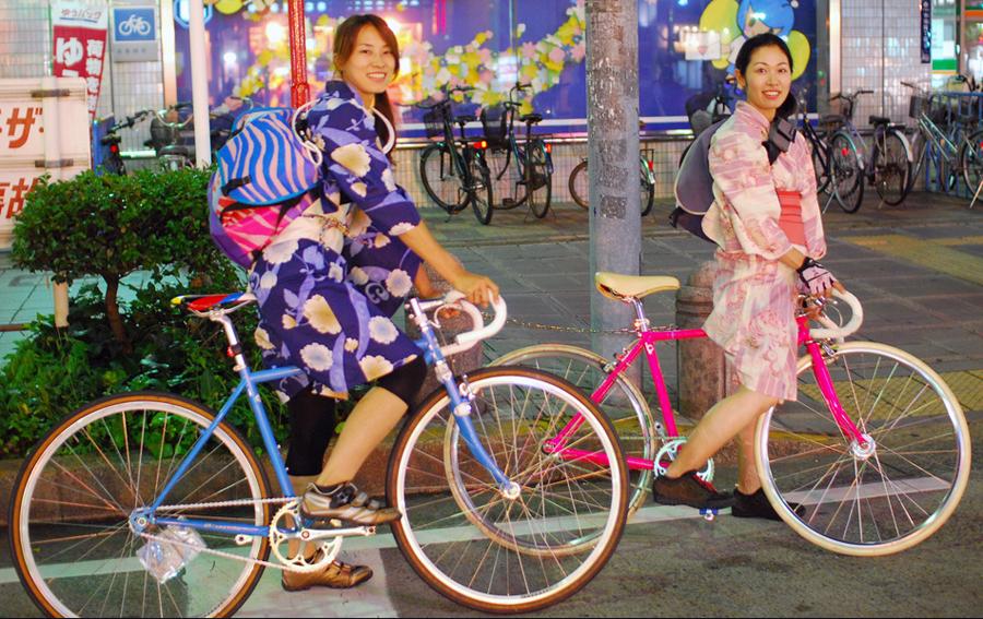 Kimono ride 001