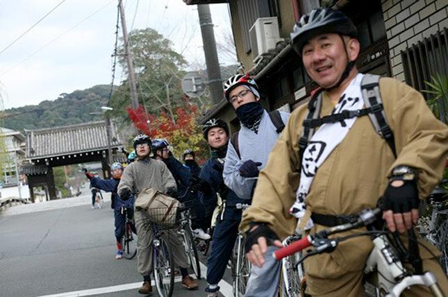 Kimono rider 19