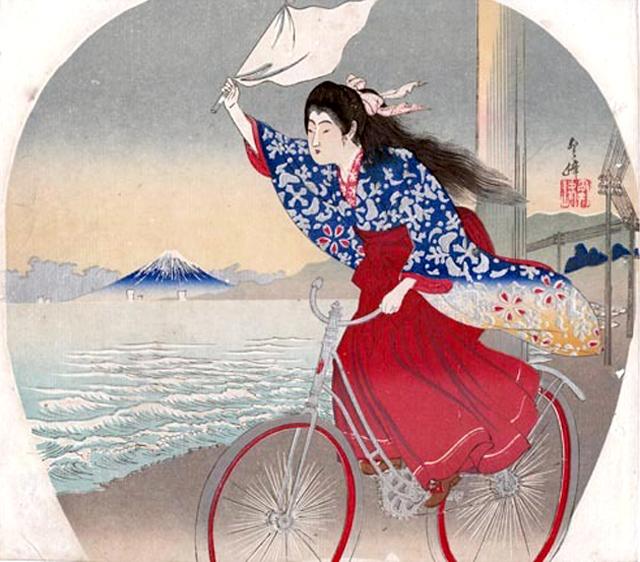 Kimono ride 8