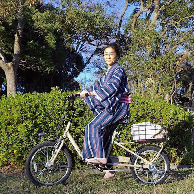 Kimono rider 21