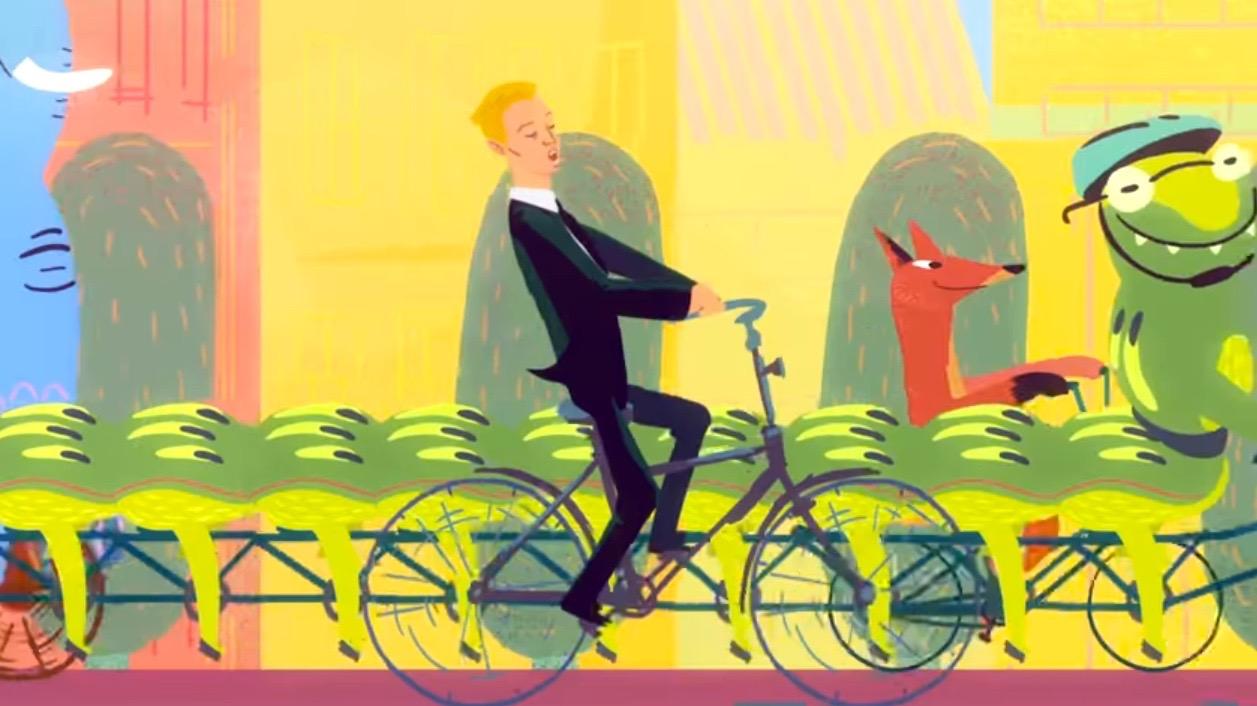 Fahrrad Fahrn