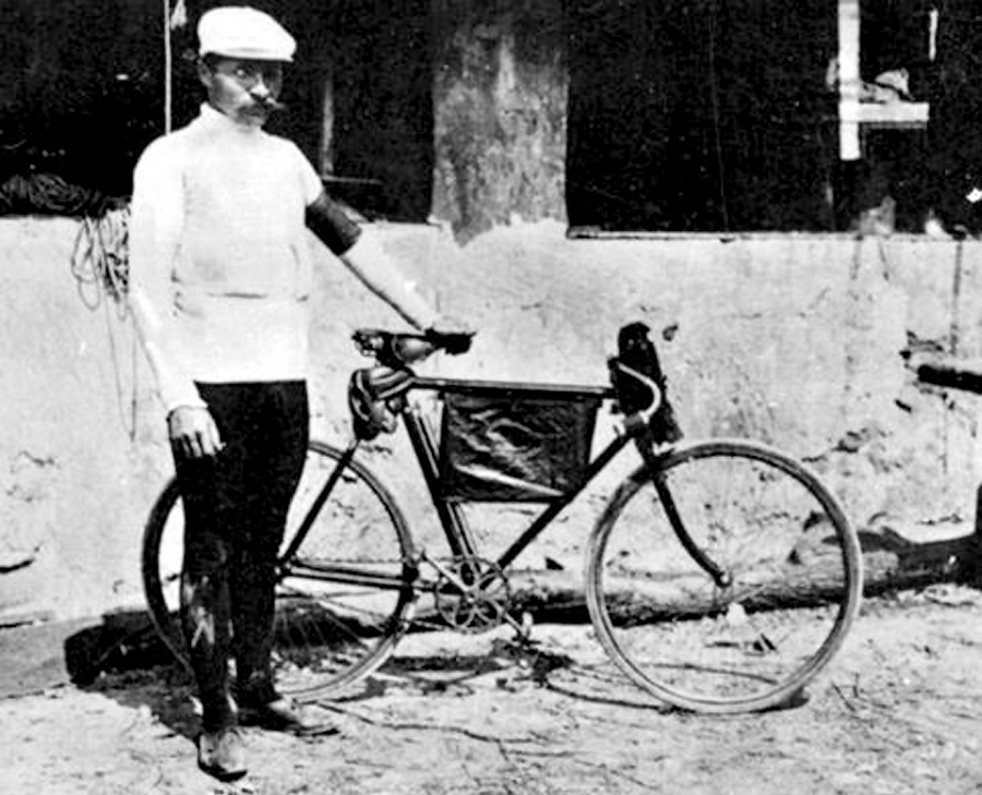 Garin La Francaise 1903