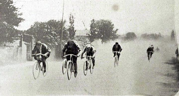 Tour 1904 rennen