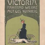 Victoria-Fahrrad-Werke 1900